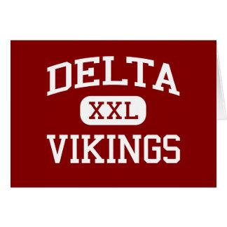 Delta - Vikingos - escuela secundaria del delta - Felicitaciones