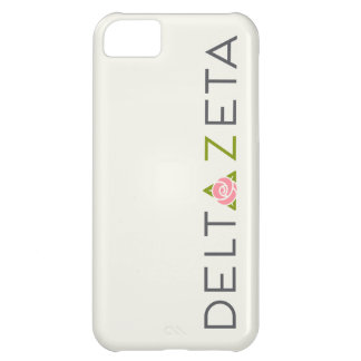 Delta Zeta Primary Logo Case For iPhone 5C