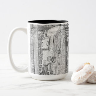 Deltic Mug Mk2