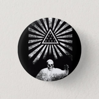 Deluminate - The pupating player Pinback Button