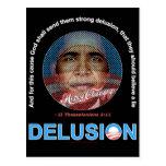 DELUSION POSTCARD