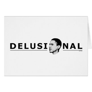 Delusional Card