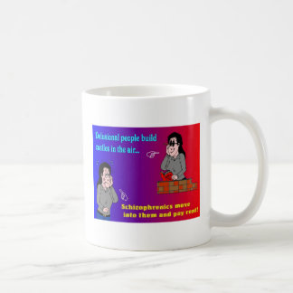 Delusional People Coffee Mug