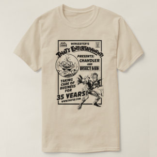 DELUXE 2015 35th Anniversary TS w/ both mascots! T-Shirt