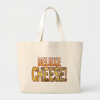 Deluxe Blue Cheese Large Tote Bag