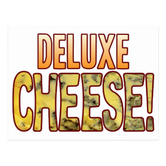 Deluxe Blue Cheese Postcard