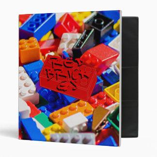 Deluxe Brick G's Binder