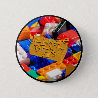 Deluxe Brick G's Pinback Button