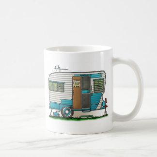 Deluxe Camper Trailer Coffee Mug