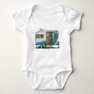 Deluxe Camper Trailer Tee Shirt