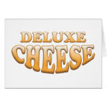 Deluxe Cheese Greeting Card