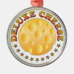Deluxe Cheese Ornament