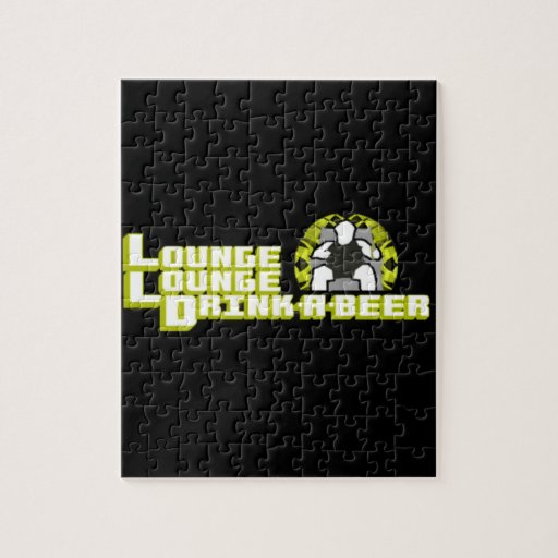 Deluxe Lounge Lounge Drink a beer Puzzles