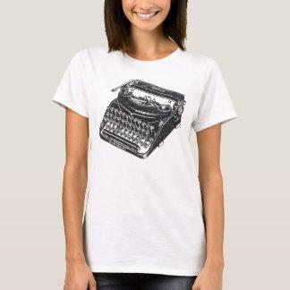 Deluxe Noiseless Typewriter T-Shirt