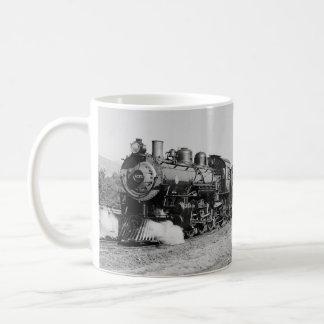 Deluxe Overland Limited Passenger Train Coffee Mug