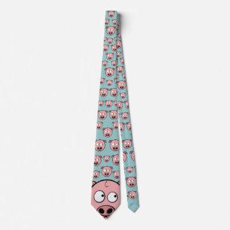 Deluxe Pig Pattern Tie