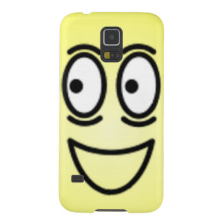 Deluxe Silly Smiley faces Case For Galaxy S5