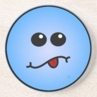 Deluxe Silly Smiley faces Coaster