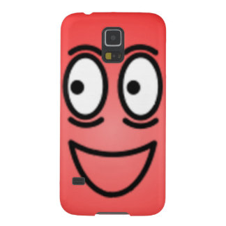 Deluxe Silly Smiley faces Galaxy S5 Cover