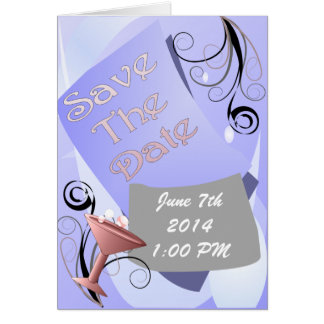 Deluxe Wedding Invitation Card
