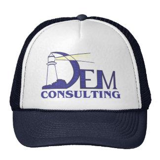 DEM Consulting LLC Trucker Hat