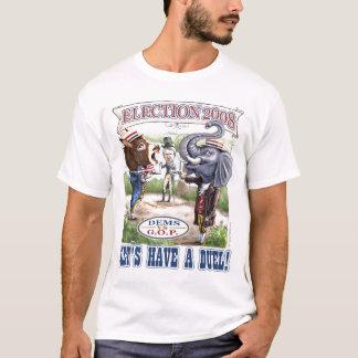 Dem Donkey vs GOP Elephant Shirt
