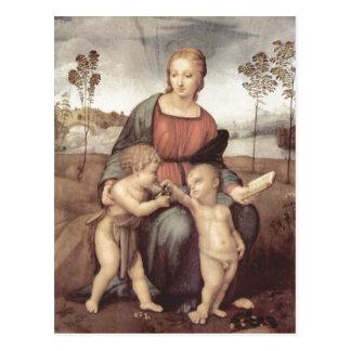 Dem Stieglitz, Szene del mit de Raffael Madonna: M Tarjetas Postales
