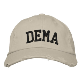 Dema Embroidered Hat