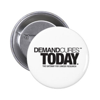 Demand Cures Today Pin