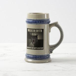 Insanity Wolf Meme Coffee Travel Mugs Zazzle
