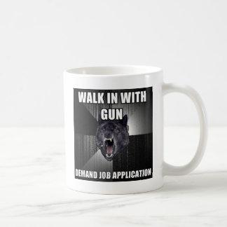 Demand Job Application Coffee Mug