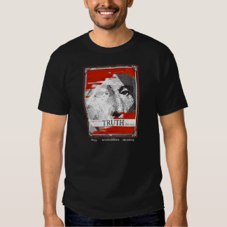 Demand Truth Transparency and Freedom T-shirt