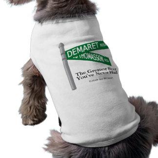 Demaret 3D Logo Doggie Shirt