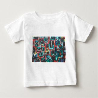 Demasiadas curvas (paisaje urbano abstracto) tee shirt