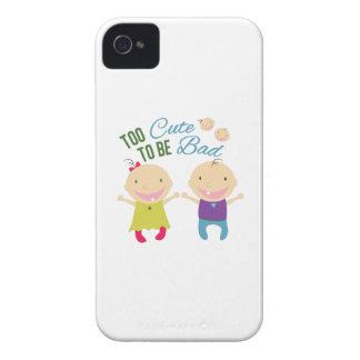 Demasiado lindo Case-Mate iPhone 4 protector