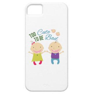 Demasiado lindo iPhone 5 Case-Mate fundas