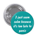 Demasiado tarde al botón de pánico