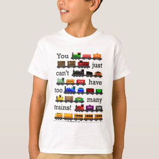 Demasiados trenes playera