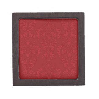 Demask rojo cajas de regalo de calidad