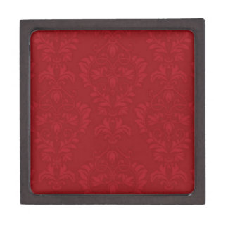 Demask rojo caja de recuerdo de calidad