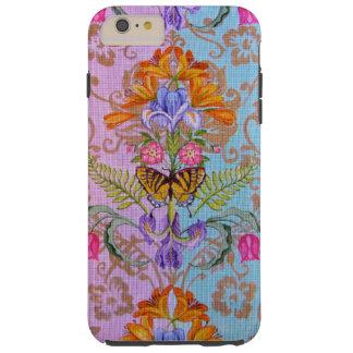Demasse Florale Tough iPhone 6 Plus Case
