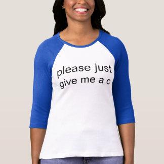 déme el A C Camisetas