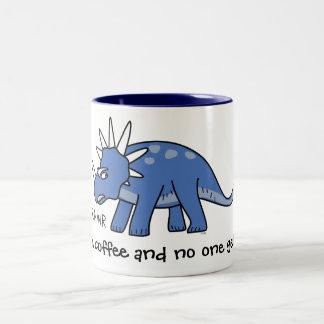 ¡Déme el café y nadie consigue daño Tazas de café