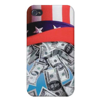 Déme el dinero iPhone 4 protector