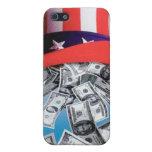 Déme el dinero iPhone 5 carcasas