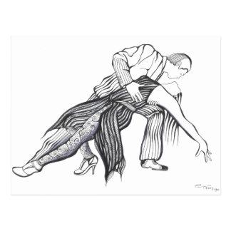 Déme el tango postal