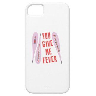 Déme la fiebre iPhone 5 funda
