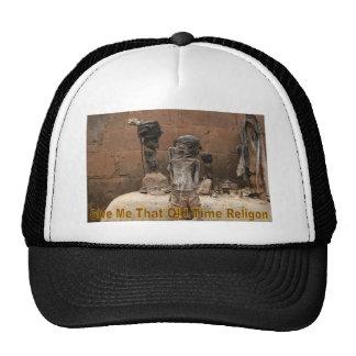 Déme que religión de antaño gorras