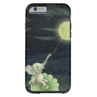 ¡Déme una secuencia, yo volará a la luna! iPhone 6 Funda De iPhone 6 Tough