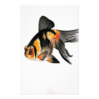 Demekin Goldfish Isolated Stationery